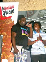 DJ Shabbisto and DJ Afro
