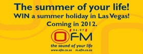 OFM to give away the summer of your life