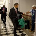 Byline: Pete Souza/White House. Published on: Huffington Post.