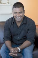 Wayne Naidoo, CEO of Lowe + Partners South Africa.