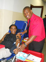 UCKG Pretoria's first blood drive exceeds donation target