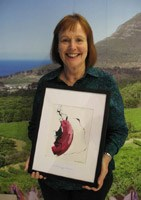 Su Birch, winner of the first 10 for 10 Wine Business Awards.<br>Image: Wine Intelligence