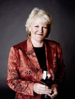 Lynne Sherriff, chairman of the Institute of Masters of Wine.