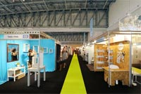 Lighting, layout enhance Design Indaba Expo