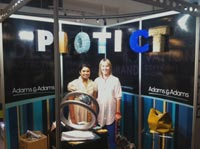 Ada Howell of Buccaneer Paints with Sajidha Gamieldien of Adams & Adams.