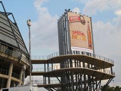 34 delivers Usher Experience in Soweto for Hansa Pilsener