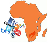 Social media marketing in Africa - Digital Fire