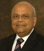 Finance Minister Pravin Gordhan. (Image: GCIS)