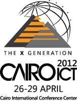 2012 Cairo ICT begins tomorrow