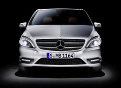 The new B-Class petrol options are due to arrive later this year.
