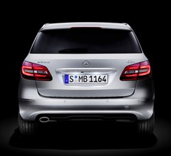 This could leave you feeling a little flat... The new B-Class cars don't come with a spare wheel. If you want a spare you have to pay for it as an optional extra - and it will clutter up the luggage space.