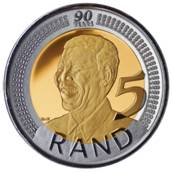 Mandela birthday coins increase in value