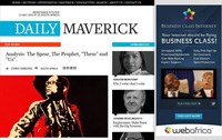 Daily Maverick launches new website 'for people who matter'
