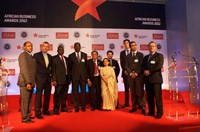 African Business Awards 2012 winners