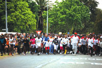 UCKG Athletic Club invites youth to start walking, get running and stay healthy