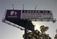 Now here's a lekker response from Jacaranda FM