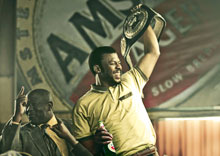 It's a knock-out with OwenKessel's new Amstel TVC