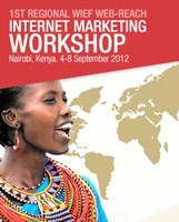 WIEF hosts Web-Reach Internet Marketing Workshop