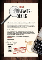 "Etiket's digital campaign ""Die LAPA Hoofkarakter-soektog"" a first for the country"