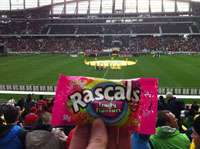 Rascals Sweets create a social media sensation