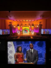 Gearhouse Group supplies CNN Journalist Awards in Zambia