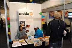 National Book Week 2012 - MDDA exhibition and media literacy workshop