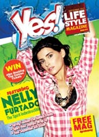 New issue of Yes! features Nelly Furtado