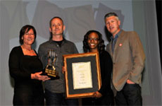 Gloo wins 2012 Roger Garlick Awards