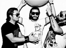 Swedish House Mafia's to play SA in last tour