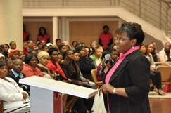 UCKG's Women in Action participate in projects to raise awareness of childhood cancer