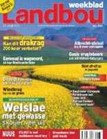 Landbou.com at digital cutting edge for SA magazines