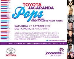 Amadeus meets Adele at Toyota Jacaranda Pops