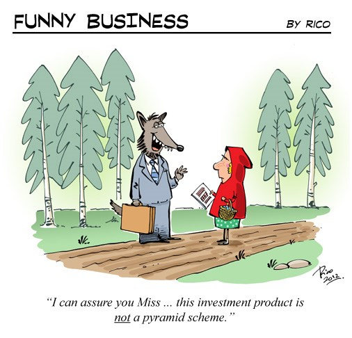 [Funny Business] Wolf