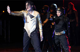 Michael Jackson lives on in HIStory!