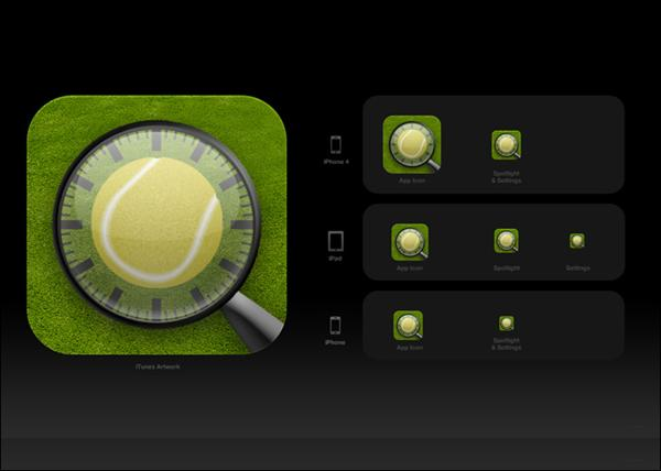 TennisScope App Icon