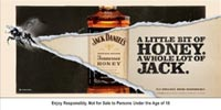 Billboard campaign drives new Jack Daniel's brand