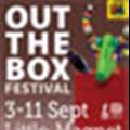 Invitation to partake in Family Festival of Out the Box 2013