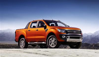 New Ford Ranger wins International Pick-Up Award 2013