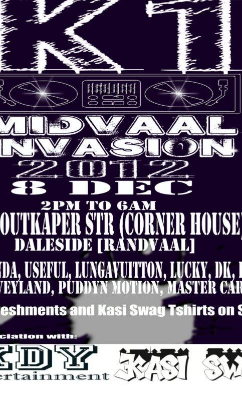 K1 Midvaal Invasion