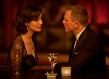 New Bond girl to attend SA premiere of Skyfall