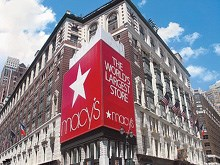 Macy's Herald Square Flagship New York, NY.