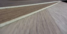 Wood-look Mirage rolled flooring