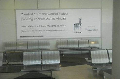 Alliance Media successfully launches airport advertising