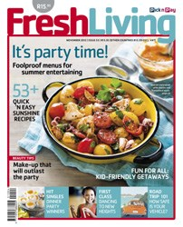 Fresh Living magazine scoops four PICA awards - John Brown