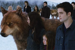 The Twilight Saga: Breaking Dawn - Part 2 smashes SA box office record