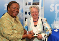 Germany, South Africa work together in science