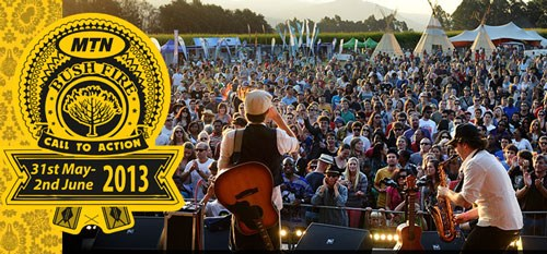 Dates announced for Bushfire Festival 2013