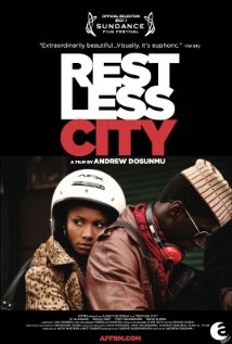 Restless City wins at Nile Film Festival