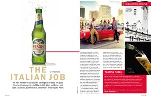 New Media's got the right brew for SAB employee mag