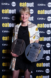 •	Chef of the year: Margot Janse